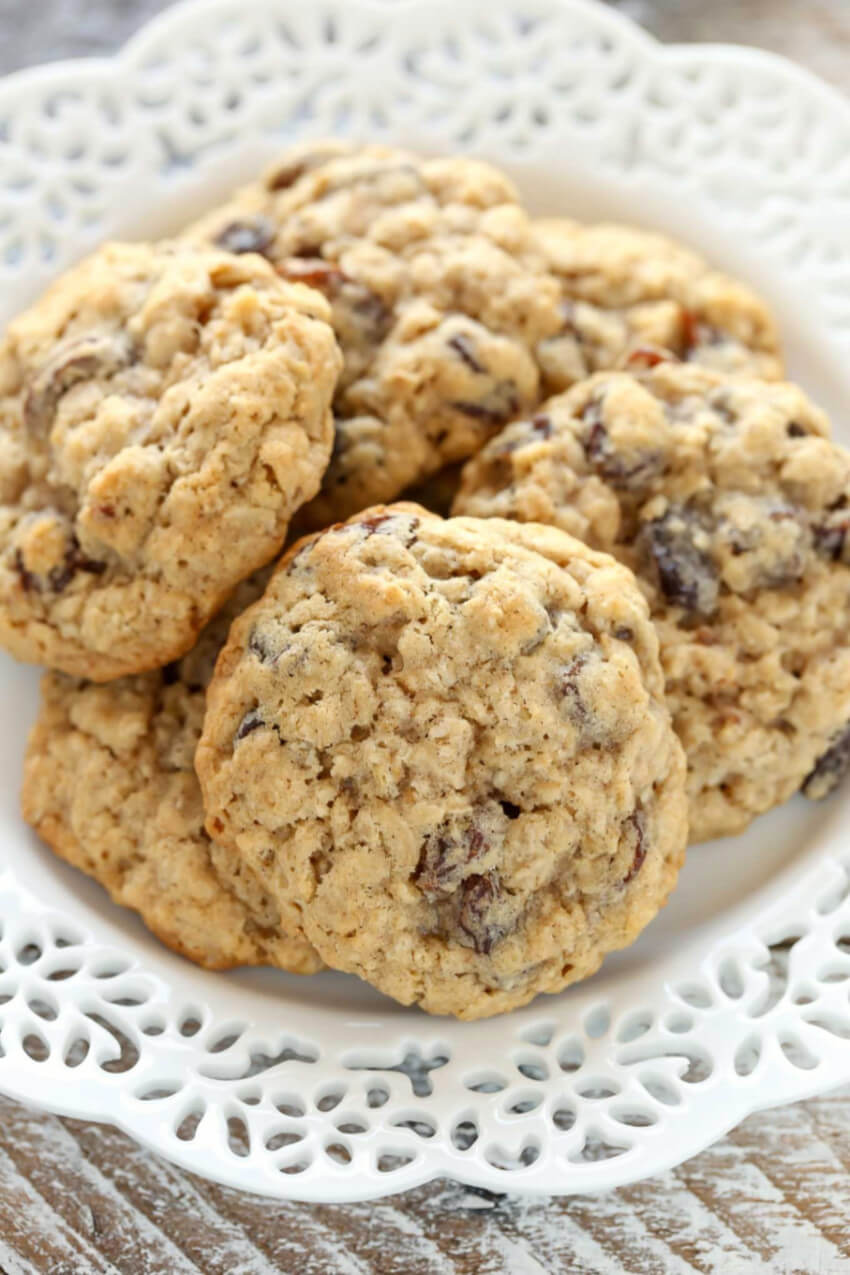 Cookies can also be a way to add whole-grains to your diet.