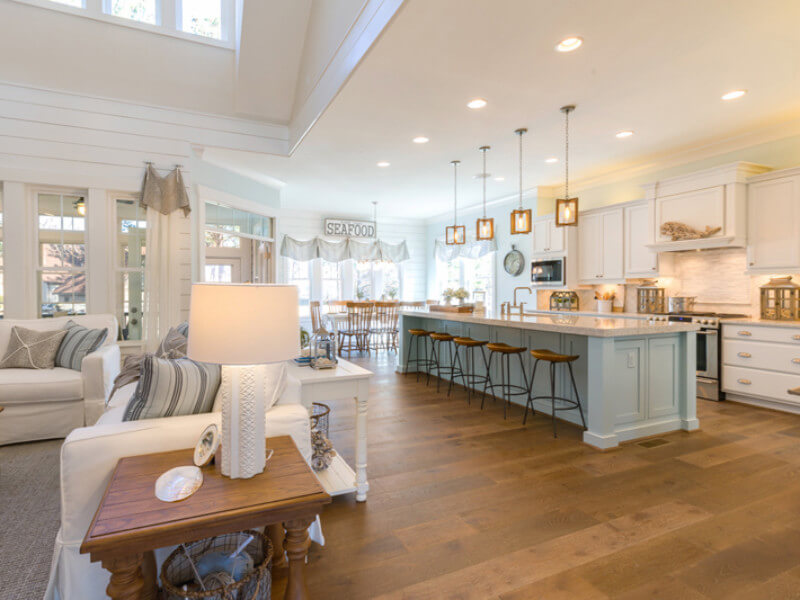 Thinking About an Open Floor Plan? Here Are the Pros and Cons