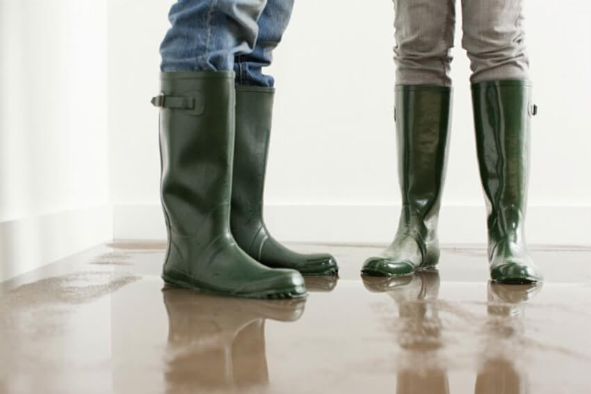 Waterproofing the basement can prevent flooding issues.