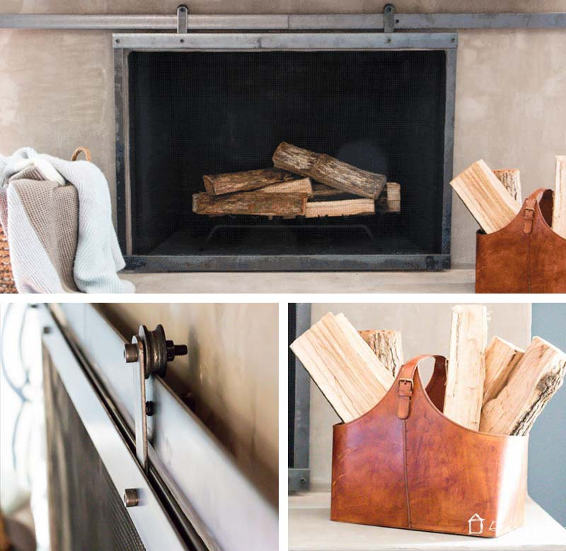 A fireplace upgrade is the perfect Winter project!