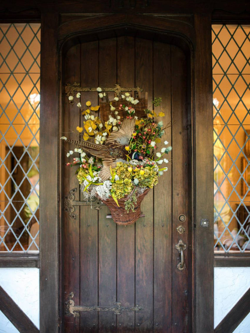 Your front door has to ready to welcome Winter!
