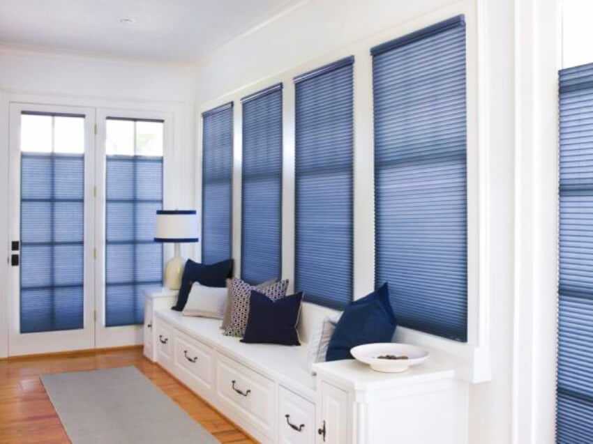 Cellular shades are all about the benefits!
