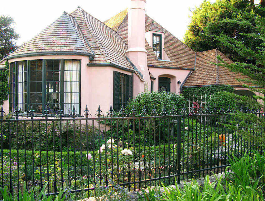 Exterior home fences for any homeowner
