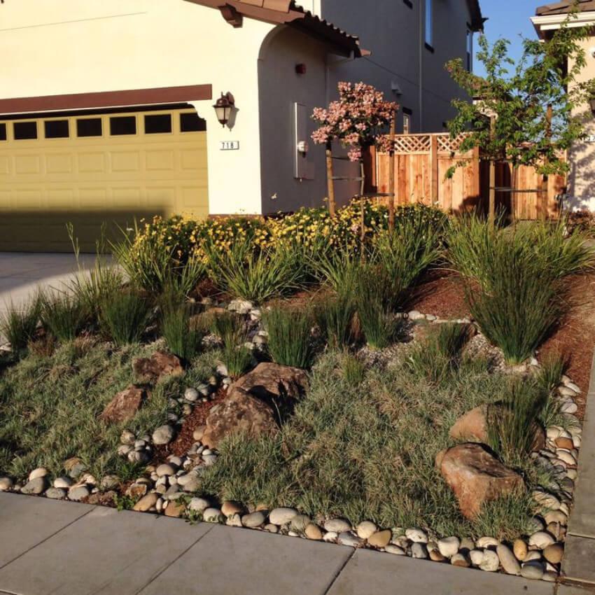 Mulch will make your garden healthier