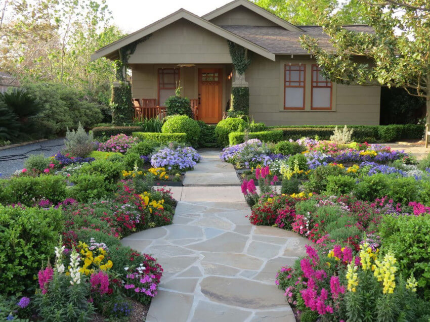 Use organic materials for the best quality soil.