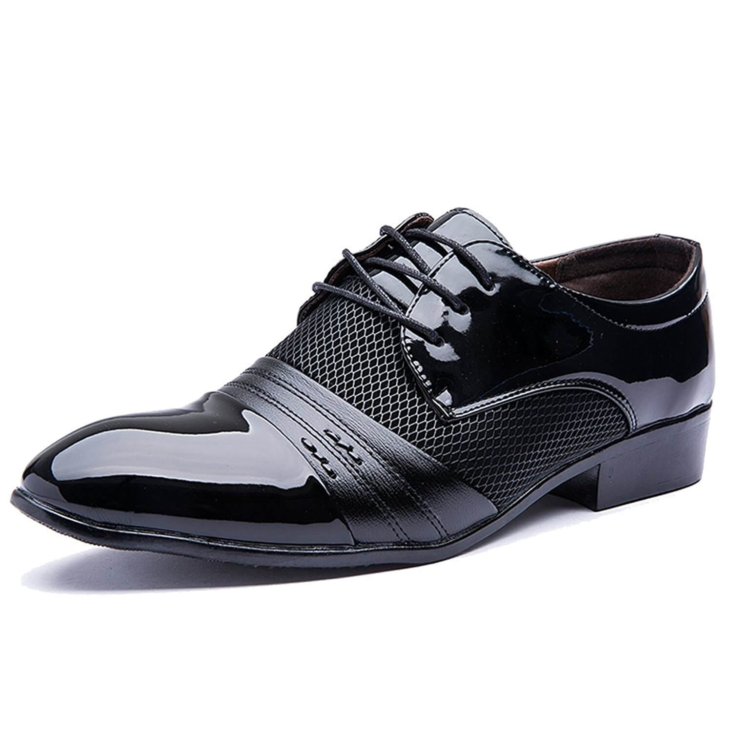 This classy shoe should only be bought through a retailer
