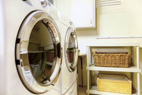 A simple, practical way to design your laundry space